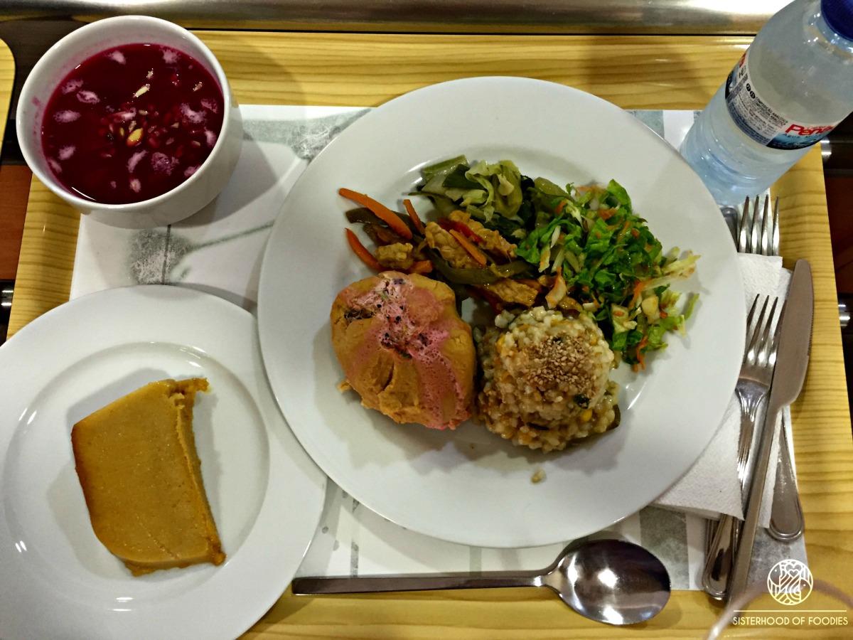 'Não é carne, nem é peixe' Opções Vegetarianas em Coimbra ♥