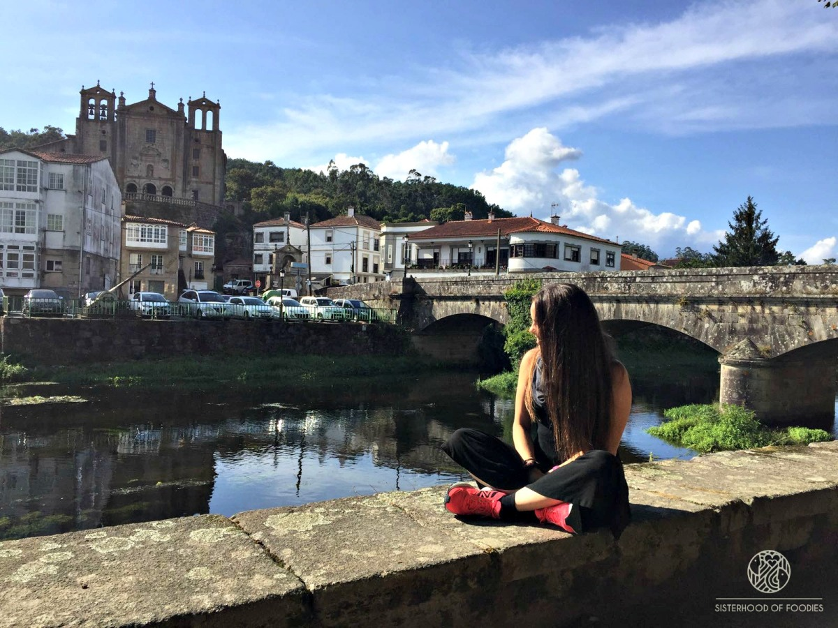 Caminho Português de Santiago #7 Pontevedra - Caldas de Reis ♥ 6ª Etapa