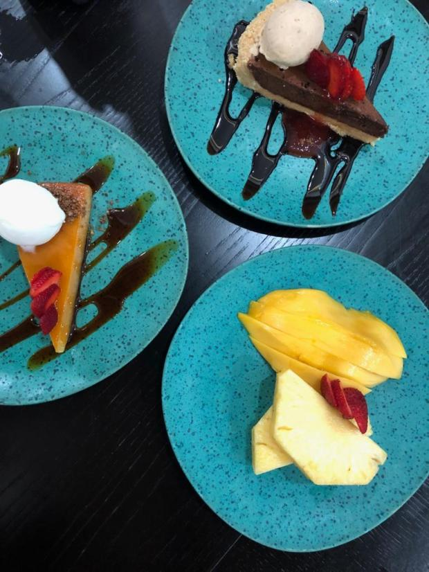 Sobremesas | Rosa Pão Restaurante