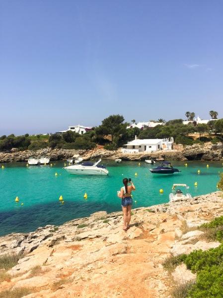 Binisafuller Playa, Menorca