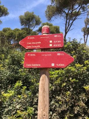 Cami des Cavalls, Menorca